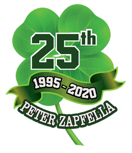 Peter Zapfella 25th Anniversary 1995-2020